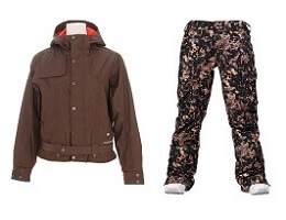 Snowboard Jacket & Pant Packages 40% OFF